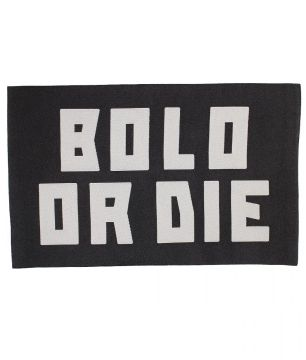 """""""Bolo Or Die"""" patch"""