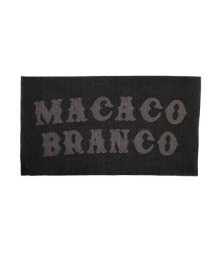 """""""Macaco Branco"""" patch"""